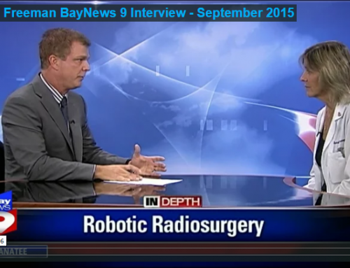 Dr. Debra Freeman on Bay News 9 Interview